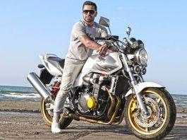 Как научиться ездить на мотоцикле?