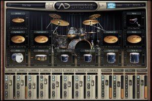 Виртуальные VST барабаны