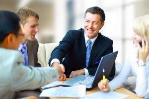 Опытный бизнес партнер