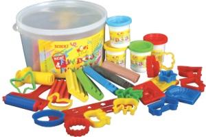 Виды пластилина для детей