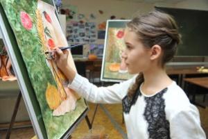 обучение в художественной школе