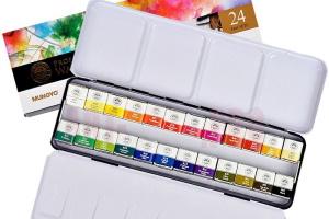 Профессиональные краски