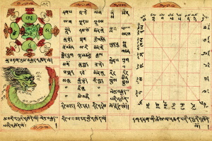 Записи на санскрите
