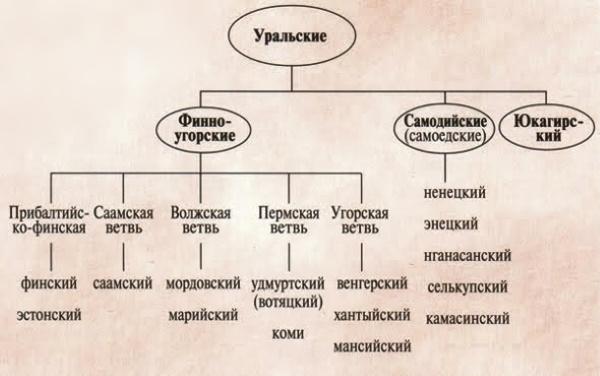 Языковая группа