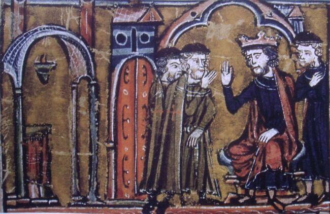 Иерусалимский король Балдуин II