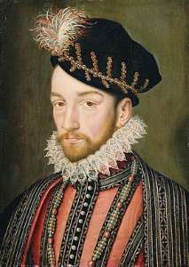 Король Карл IX