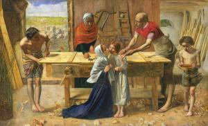 Иисус в родительском доме