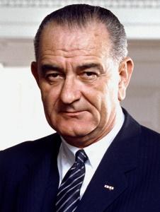 Президент Джонсон