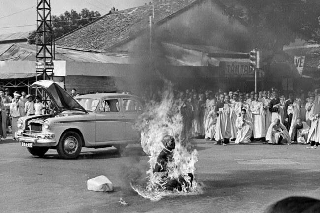 Сожжение монаха -3