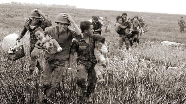 Тяжелая память о вьетнамской войне
