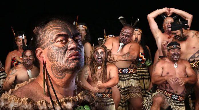 Маори, Новая Зеландия