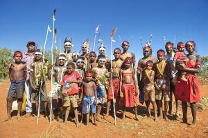 Современное племя