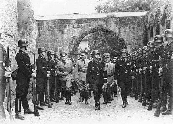 Тайная организация Гитлера