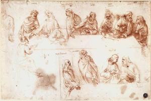 Эскизы апостолов
