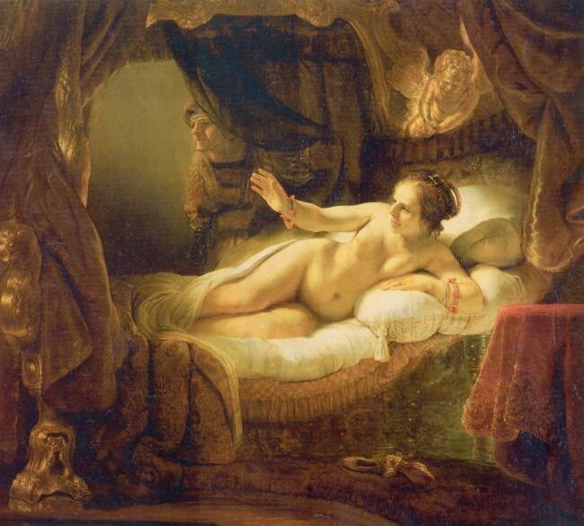 Даная Рембранта