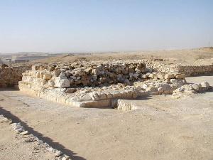 Некрополь в Абу-Раваше