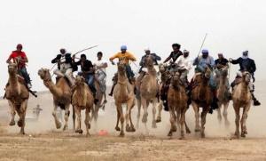 Воинственные бедуины