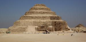Первая пирамида