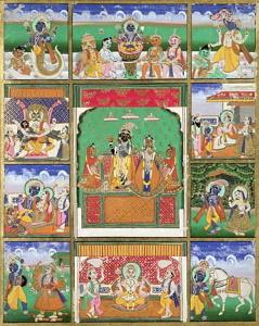 Будда в индуизме