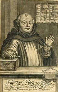 Иоганн Тецтель
