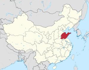 Провинция Шандунь