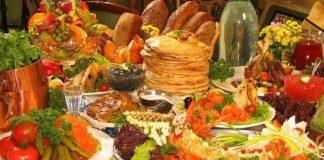 Русская кухня: национальные блюда, рецепты