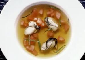 Суп из устриц