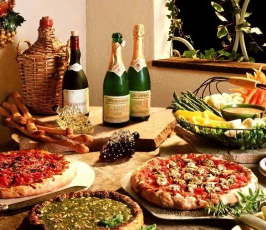 Итальянская кухня - национальные блюда