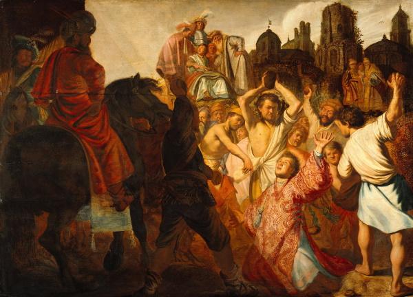 Избиение святого Стефана